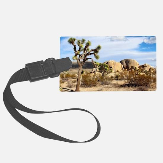Joshua Tree National Park Luggage Tag