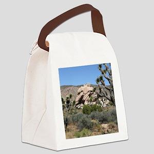Joshua Tree National Park Canvas Lunch Bag