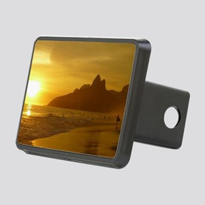 Ipanema beach Rectangular Hitch Cover