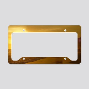 Ipanema beach License Plate Holder