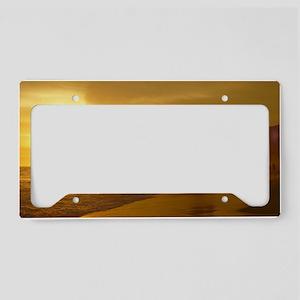 Ipanema beach License Plate Holder