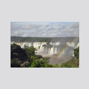 Iguazu Falls Rectangle Magnet