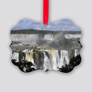 Iguazu Falls Picture Ornament