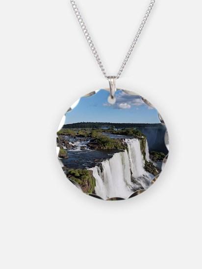 Iguazu Falls Necklace