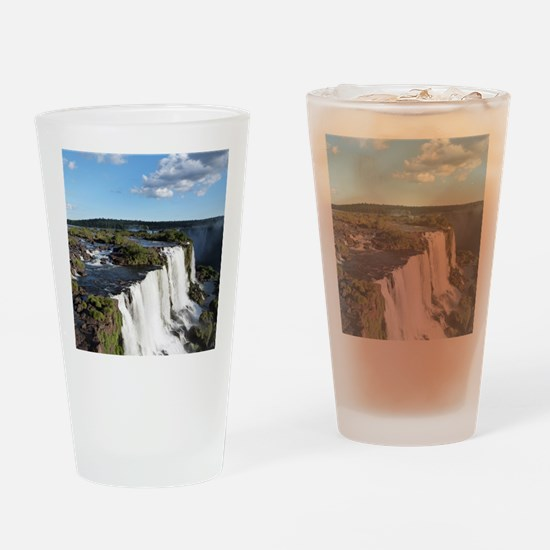 Iguazu Falls Drinking Glass