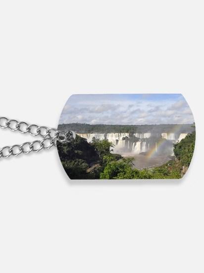 Iguazu Falls Dog Tags