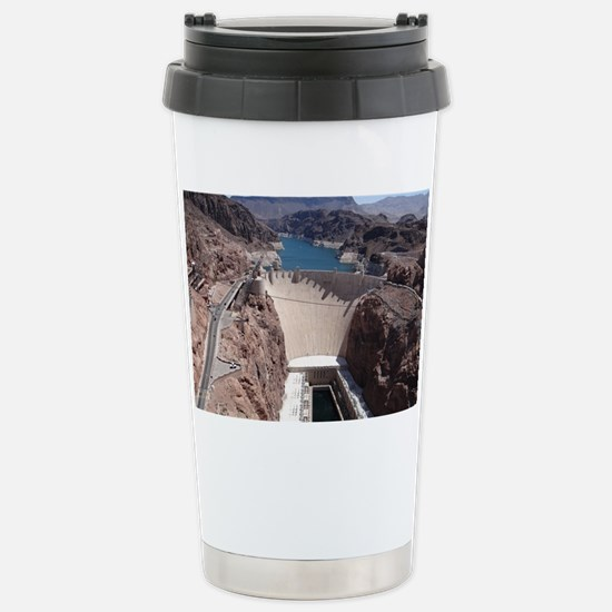 Hoover Dam Stainless Steel Travel Mug