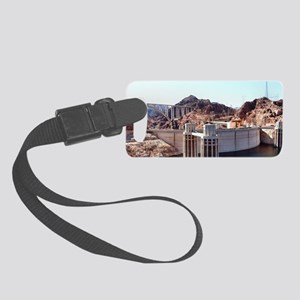 Hoover Dam Small Luggage Tag