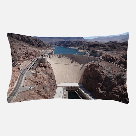 Hoover Dam Pillow Case