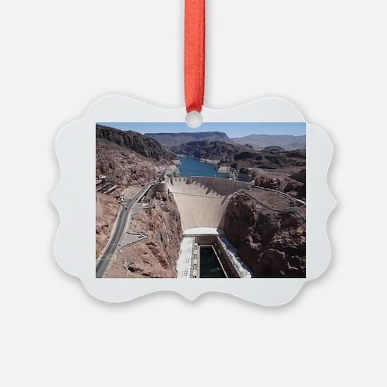 Hoover Dam Ornament