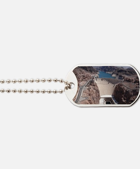 Hoover Dam Dog Tags