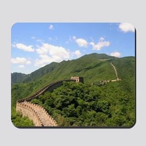 Great Wall of China Mousepad