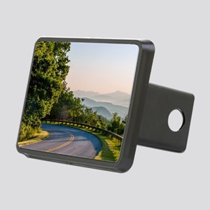 Great Smoky Mountains Rectangular Hitch Cover