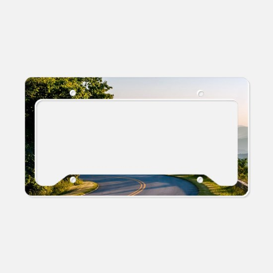 Great Smoky Mountains License Plate Holder