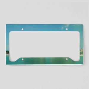 Dubai Atlantis License Plate Holder