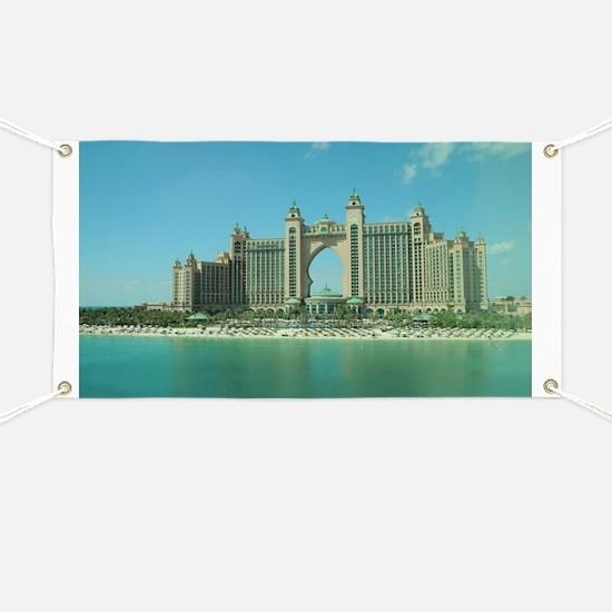 Dubai Atlantis Banner