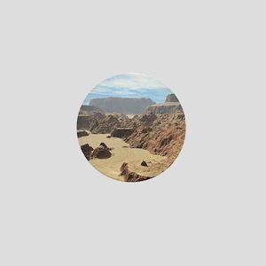 Death Valley Mini Button