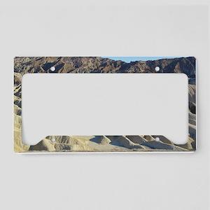 Death Valley License Plate Holder