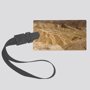 Death Valley Large Luggage Tag