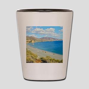 Crete Shot Glass
