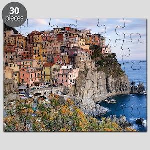 Cinque Terre Puzzle