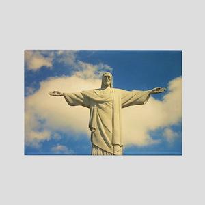 Christ the Redeemer Rectangle Magnet