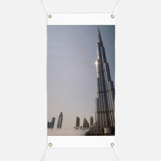 Burj Khalifa Banner