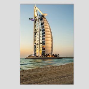 Burj Al Arab Postcards (Package of 8)