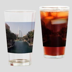 Burj Al Arab Drinking Glass