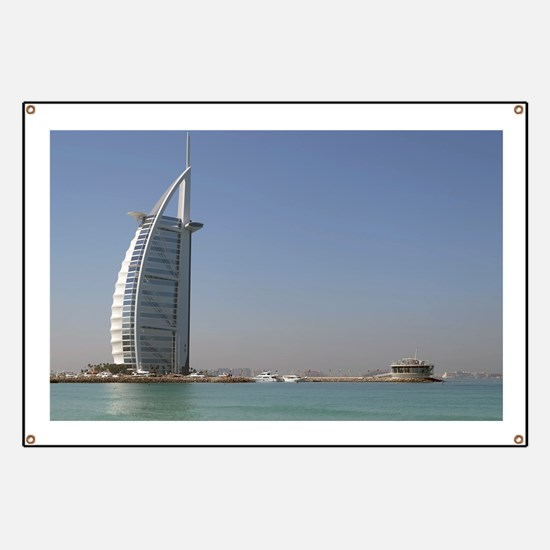 Burj Al Arab Banner