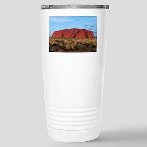 Ayers Rock Stainless Steel Travel Mug