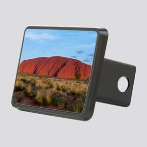 Ayers Rock Rectangular Hitch Cover