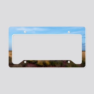 Ayers Rock License Plate Holder