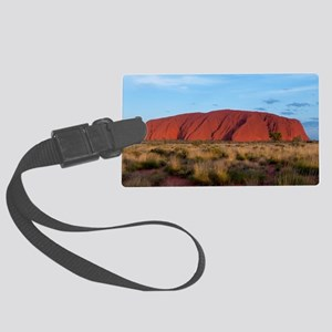 Ayers Rock Large Luggage Tag