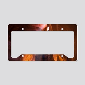 Antelope Canyon License Plate Holder