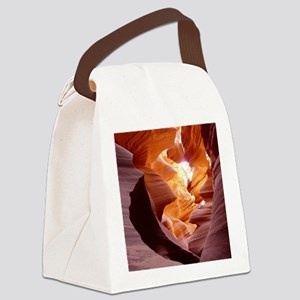 Antelope Canyon Canvas Lunch Bag