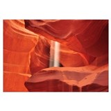 Antelope canyon Framed Prints