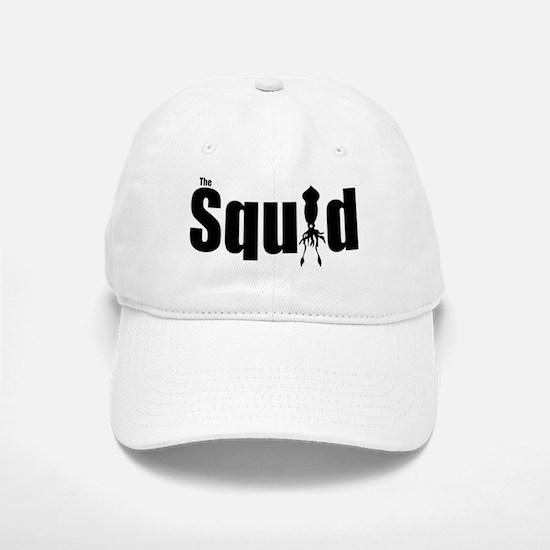 Squid Baseball Baseball Baseball Cap