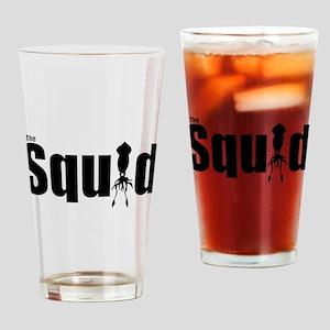 Squid Drinking Glass