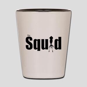 Squid Shot Glass