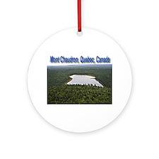 Mont Chaudron Ornament (Round)