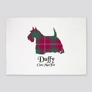 Terrier-Duffy.MacFie 5'x7'Area Rug