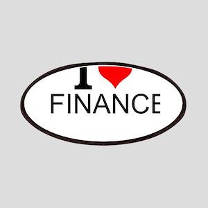 I Love Finance Patch
