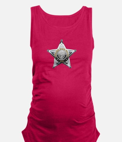 Oregon State Police Maternity Tank Top