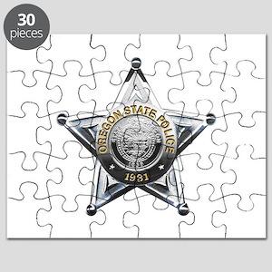 Oregon State Police Puzzle