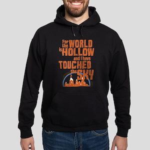 Star Trek Retro World Is Hollow Hoodie