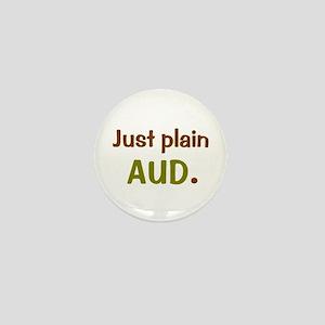 Just plain AUD. Mini Button