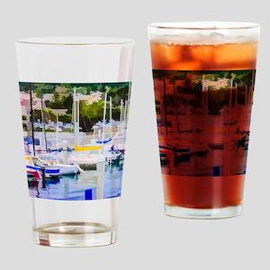 At The Marina Drinking Glass