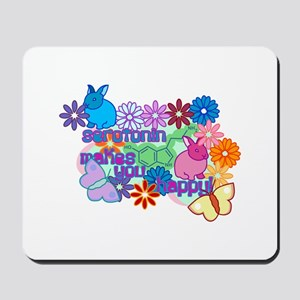 Serotonin Mousepad
