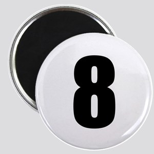 Number Eight - No. 8 Magnet